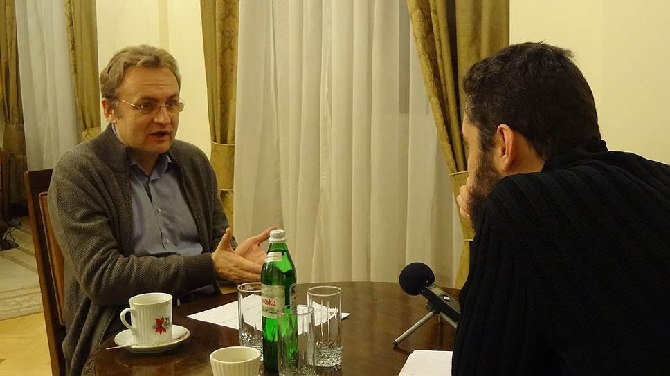 Львова Андрей Садовый интервью