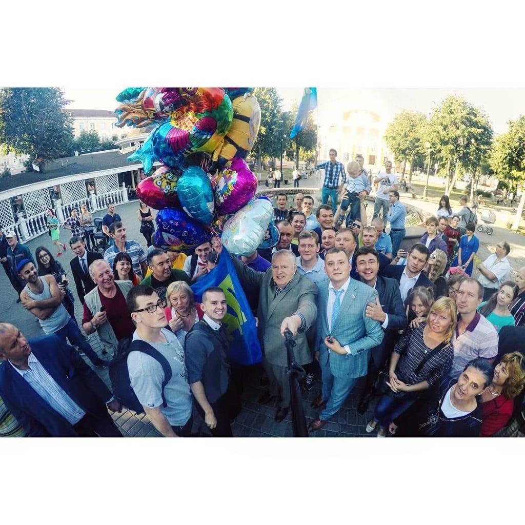 Фото со страницы zhirinovskiy
