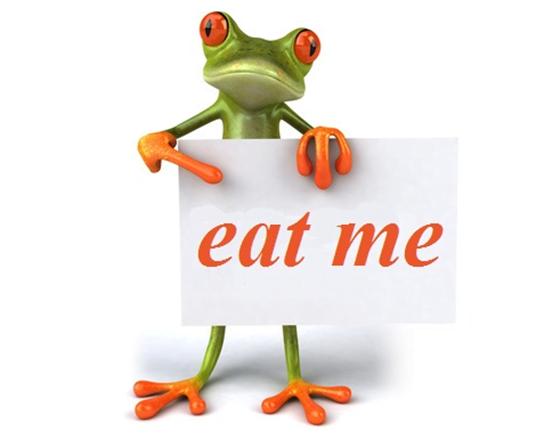 «съесть лягушку»