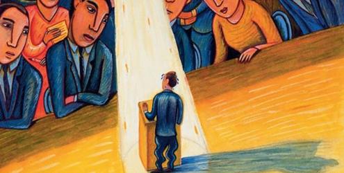 Уверенный оратор: как подружиться со страхом публичного выступления