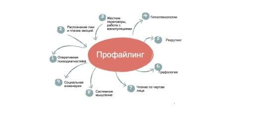 «Профайлинг: методологические основания деятельности»